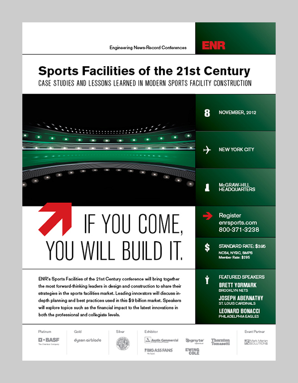 campaign literature templates - award winning work at mcgraw hill construction on behance