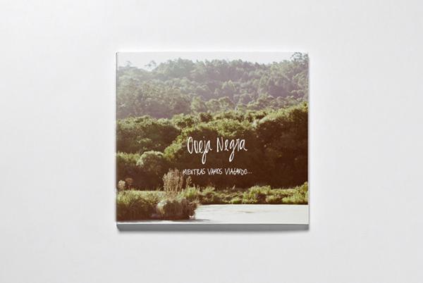 musica oveja negra cd editorial Booklet