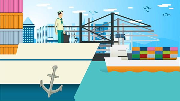 people indonesia vector editorial village city building home energy port sea SKY environment