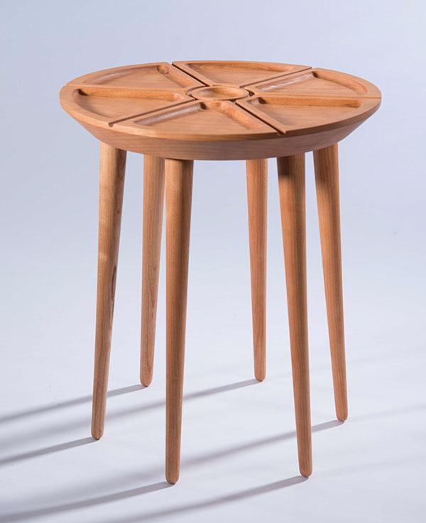 Anthropologie stool on RISD Portfolios