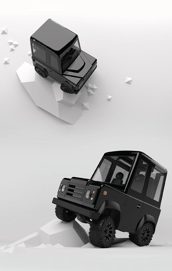 Box on Wheels by Scott Schenone
