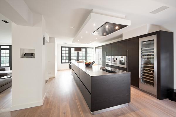 Keukenhuys de tweede kamer on behance - Open keuken m ...