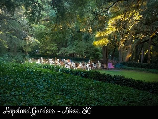 Hopeland Gardens Aiken Sc On Wacom Gallery