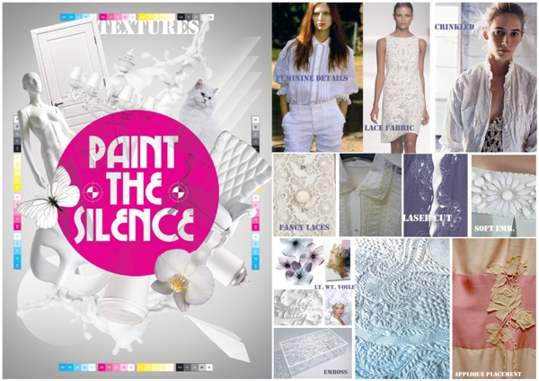 Mood Boards Inspiration For Fashion Collection On Behance