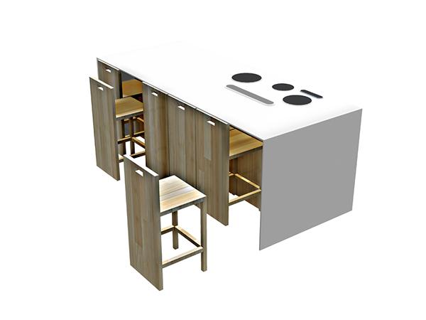 meubles cuisine Maison Ciotat