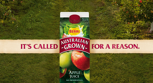 Berri Australia  city photos : Berri Australian Grown on Behance