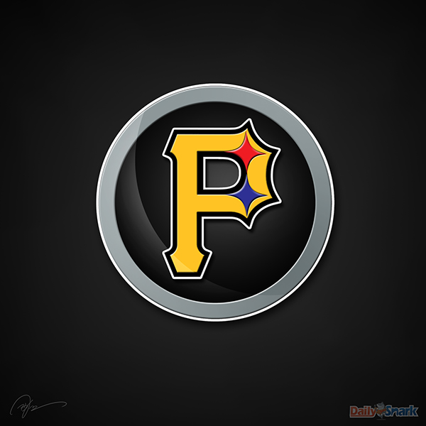 NFL X MLB Logo Mashup On Behance