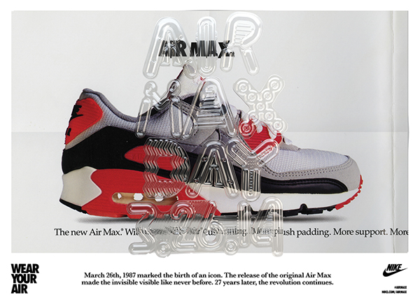 nike air max types