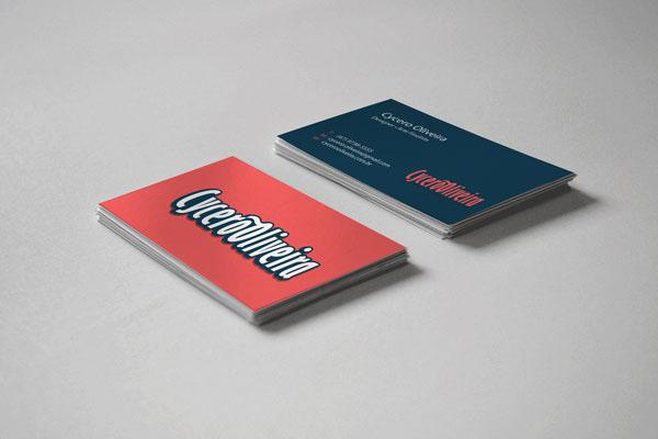 Mockup dowloads cartão visitas card business card free