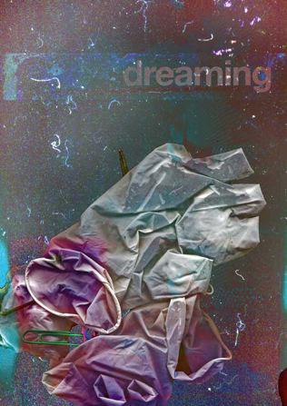 dreaminginsomnia experimental book artist book poetry book book design