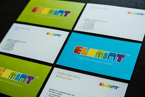 Elemint  mints  Chewing gums