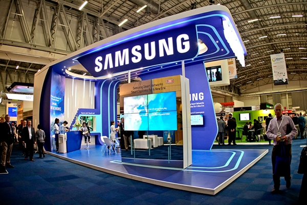 Sungard Exhibition Stand For : Samsung at africacom on behance