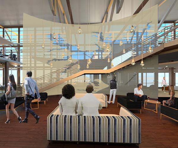 senior thesis interior design