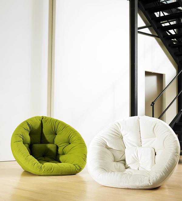 Nest / Nido - multifunctional futon furniture on Behance