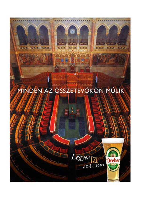 concept Tender beer poster politics