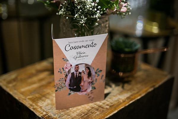 ID Visual Casamento | Flávia & Guilherme