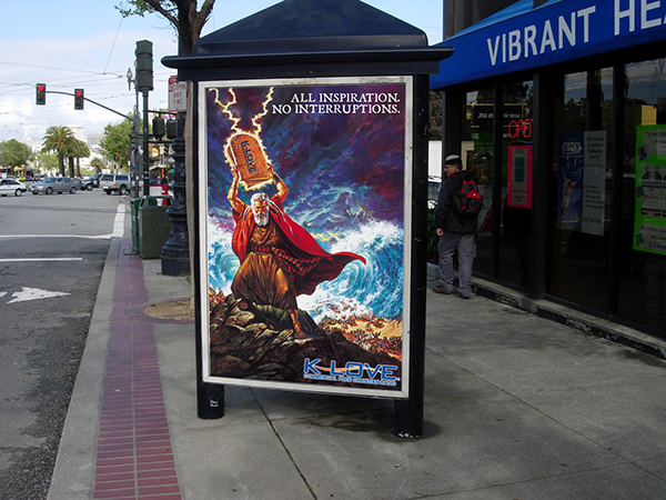 campaign Outdoor OOH
