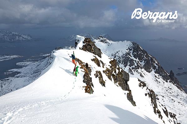 Outdoor sport wool norway panorama TYVEK amundsen bergans