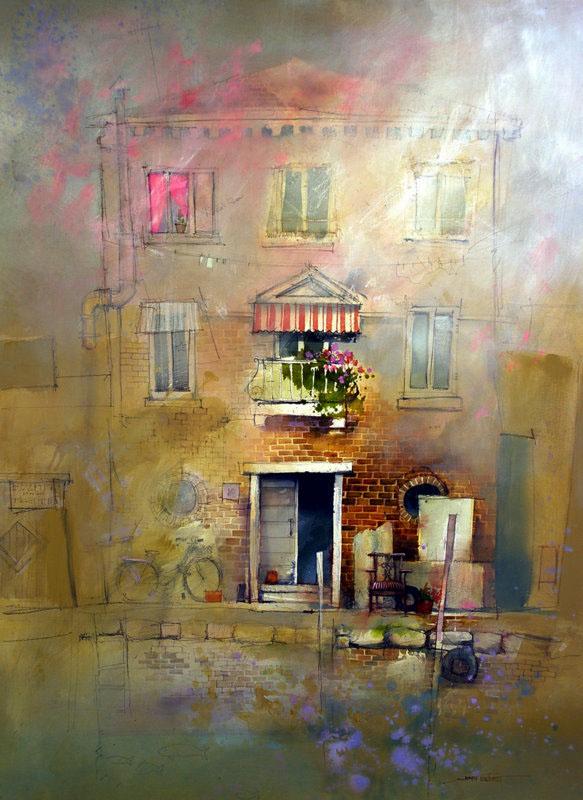 John Lovett Paintings On Behance