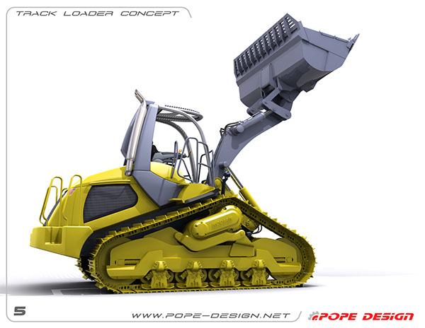 prototipo nuovo dumper minerario avvenieristico 654d1b47492619.56080a2847b67