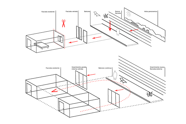 thesis  requalification project of robin hood gardens on