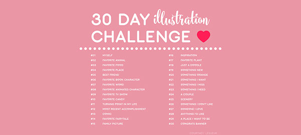 Character Design Drawing Challenge : Day illustration challenge on pantone canvas gallery