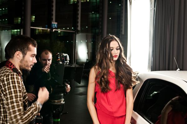 toyota iq backstage cut SPQR iColor red car