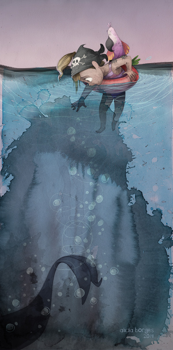 Digital art selected for the Daily Inspiration #1885