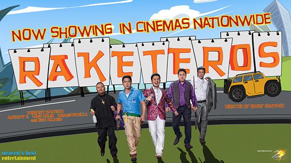 Raketeros (2013)