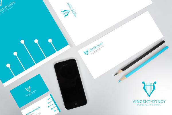 Logo Design Stationery