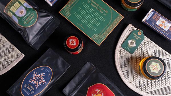mẫu tem nhãn bao bì sản phẩm