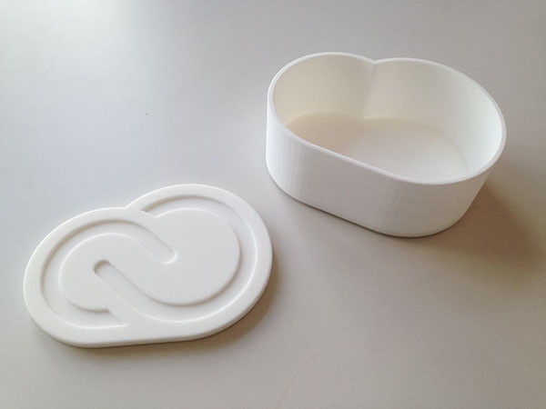 adobe Creative Cloud bento box ceramic Icon