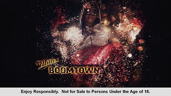 miller boomtown 2 Chainz 2chainz particles Vuzu