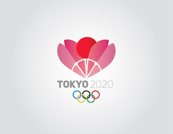 Juegos Olimpicos Tokyo 2020 On Pantone Canvas Gallery