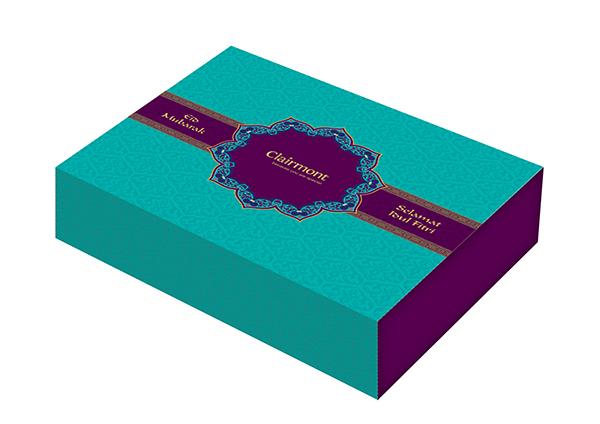 Eid Mubarak Packaging On Behance