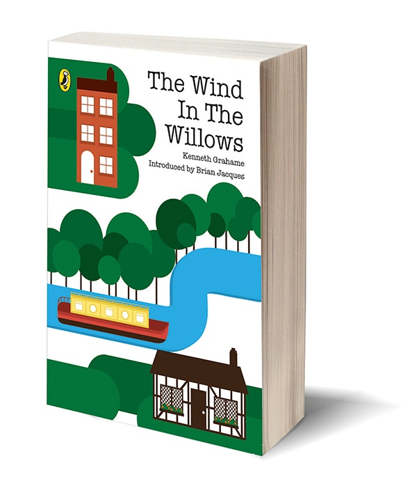 Book Cover Competition ~ The wind in willows penguin book cover competition on