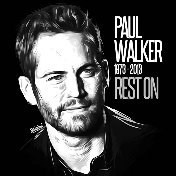 REST ON PAUL WALKER