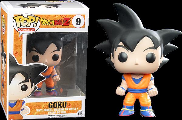 Custom Funko Pop Dragon Ball Kid Goku On Behance