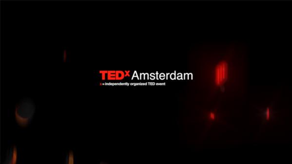 TEDx TED tedxamsterdam amsterdam 3D 2D trailer 2010 stadsschouwburg Event