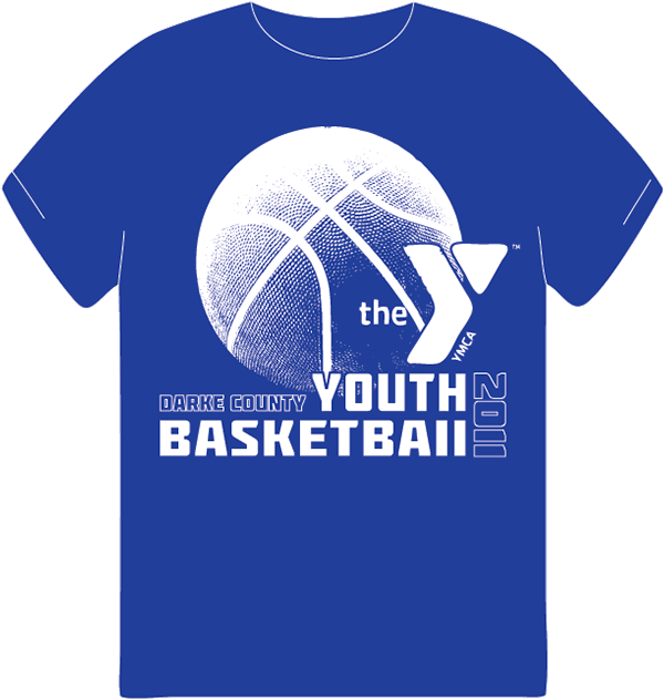 Ymca Youth Basketball T Shirts On Behance