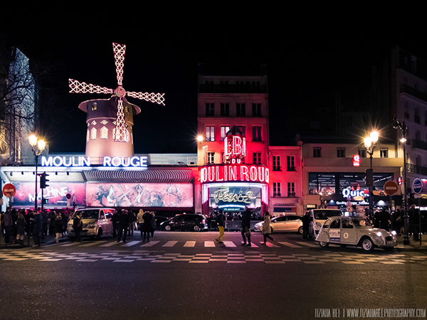 parigi-ville lumiere-moulin rouge