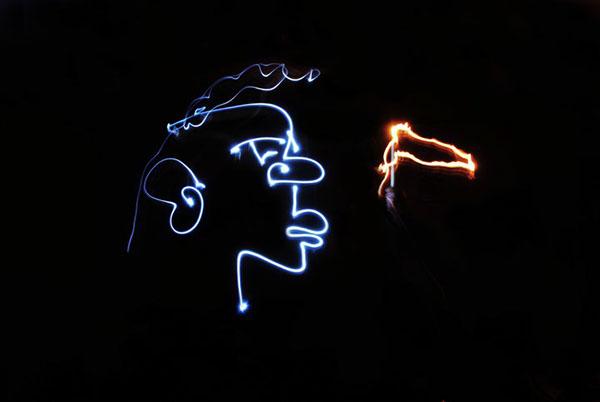 Galeano Fotografia pincel de luz