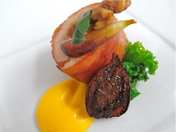 Prosciutto Wrapped Berkshire Pork Loin