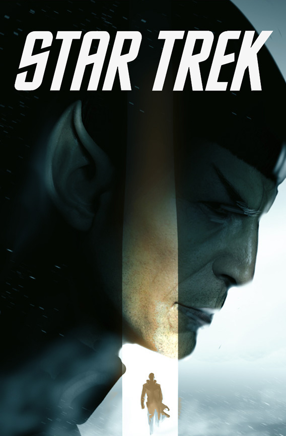 Star Trek Yesterday's Son Portal do Tempo book cover Editora Aleph Paramount Pictures spock vulcan livelongandprosper