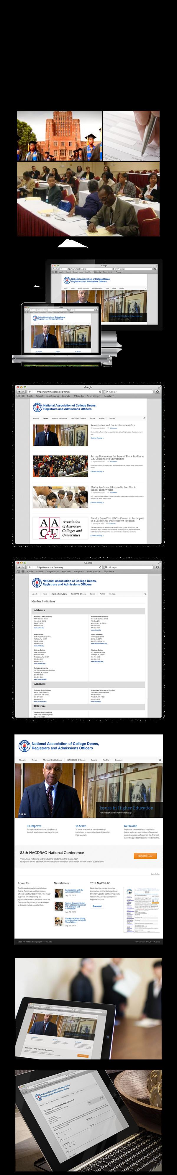NACDRAO college dean registrars administrative officers wordpress