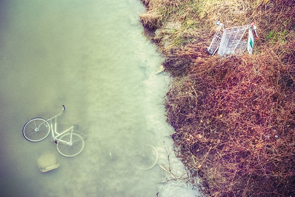 color coloured enviromental time-lapse Bike Bicycle water