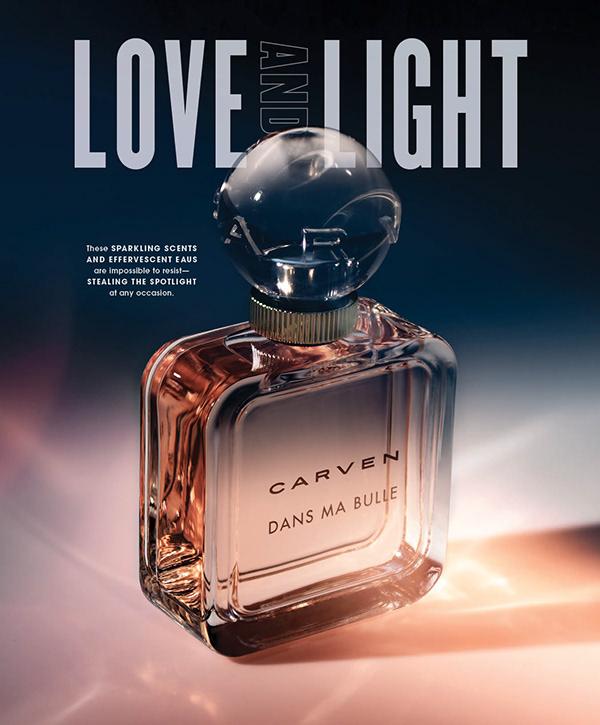 高質感的17套香水瓶設計欣賞