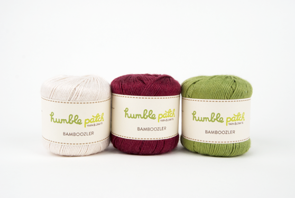 Humble Patch Yarn designed by Andi Fink