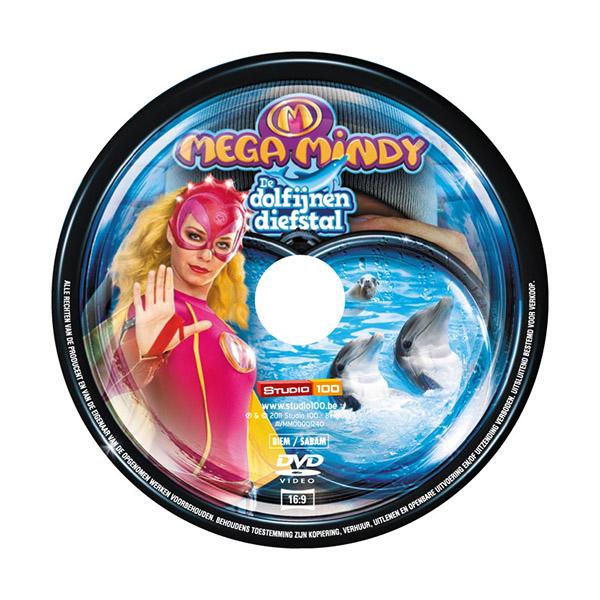 Mega mindy de dolfijnendiefstal en