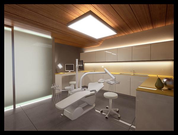 Zena beauty med center h v z hungary 2010 on behance for Interior clinic design